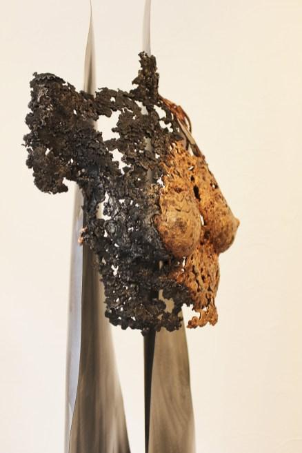 série Belisama - Patagaï 6 Sculpture de Philippe buil