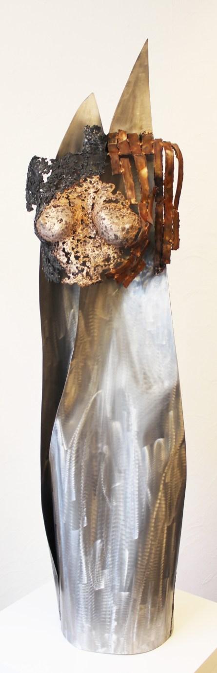 série Belisama - Patagaï 9 Sculpture de Philippe buil