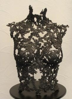série Belisama - La petite mort 1 Sculpteur Philippe Buil