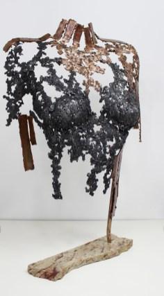 philippe buil sculpteur Belisama Ombre défendue 1
