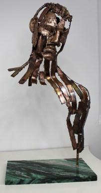 philippe buil sculpteur Kouros Le Témoin 4