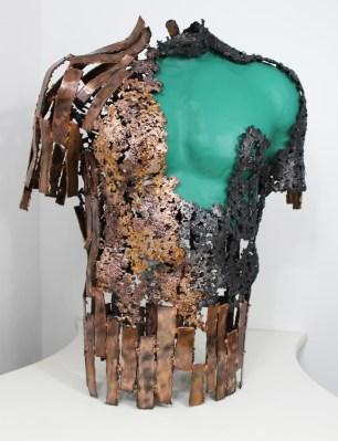 philippe buil sculpteur Loic Perrin Alea jacta est 3