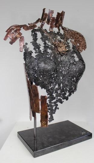 04 belisama aurore sculpture philippe BUIL 2