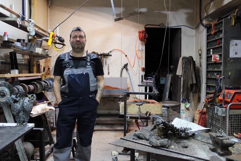 Présentations Philippe Buil Sculpteur