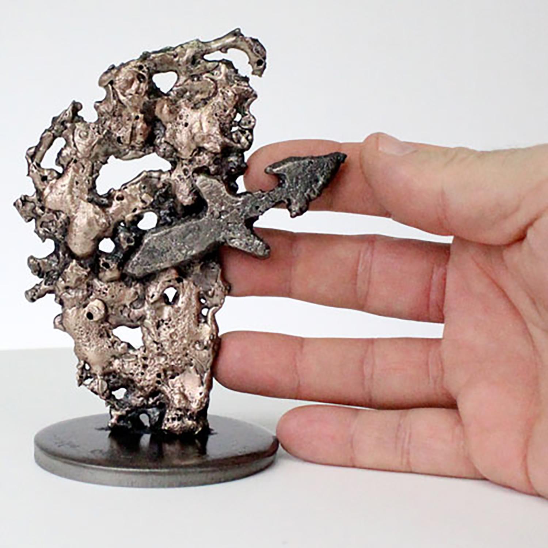 Signes du zodiaque astrologie - Sculpture Philippe Buil - Bronze