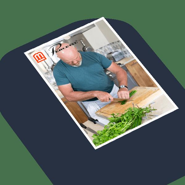 Set De Couteaux De Cuisine Materiel Mentor Par Philippe Etchebest