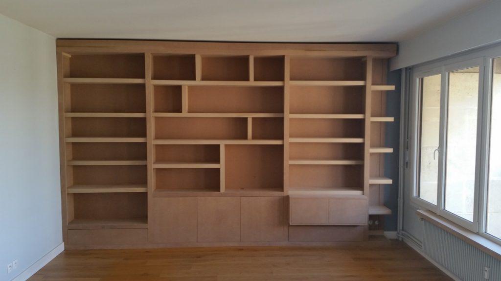 bibliotheque meuble tv 2