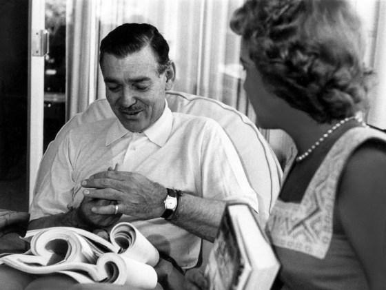 Clark Gable Rolex