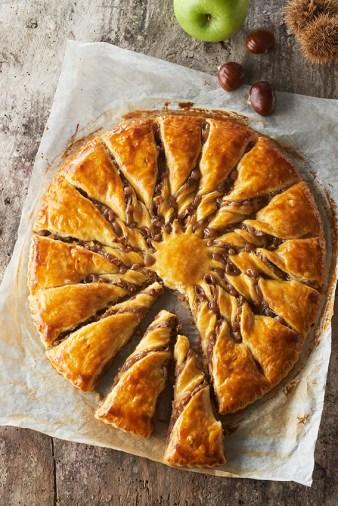 14-tarte-du-soleil-marrons-pommes-sabaton