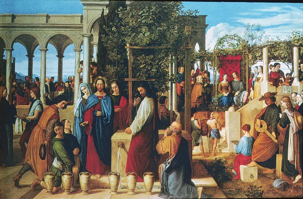 Les Noces De Cana Ou L Abondance En Christ Theologiquement Votre