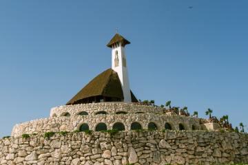 Chapelle au Mexique