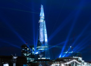 the shard. London