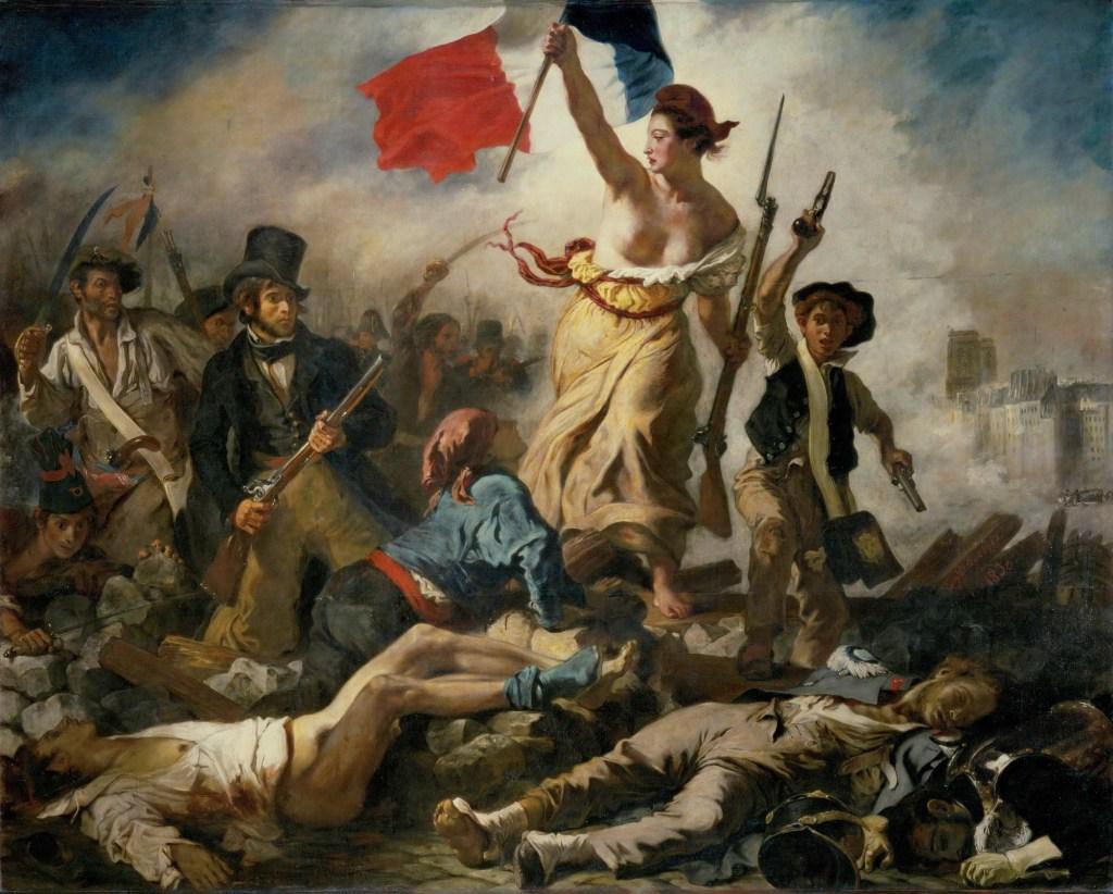 1-la-liberte-guidant-le-peuple-eugene-delacroix-1830