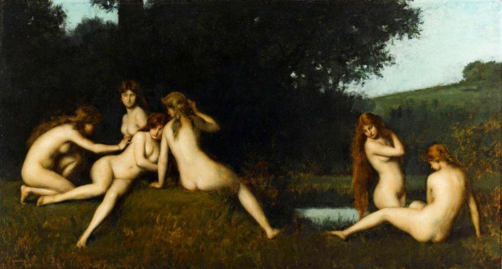 12-les-naiades-jean-jacques-henner-1877
