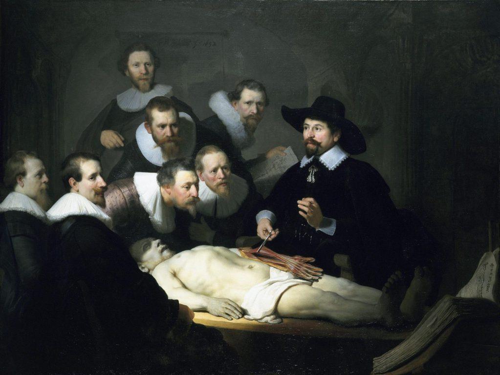lecon_anatomie rembrandt