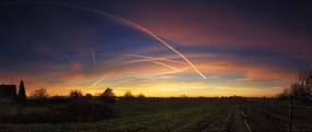 Les routes du ciel