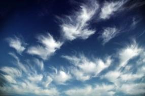 Un troupeau de nuages
