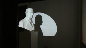 Video Installation, Auf Augenhöhe, Philipp Gasser