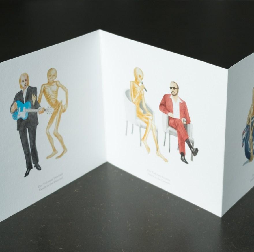 Philipp Gasser, Totentanz Portfolio