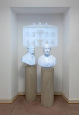 Video-Installation, Philipp Gasser