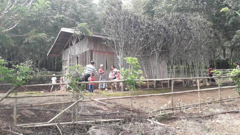Mahongkog chapel