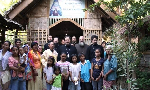 Bishop at Santa Maria