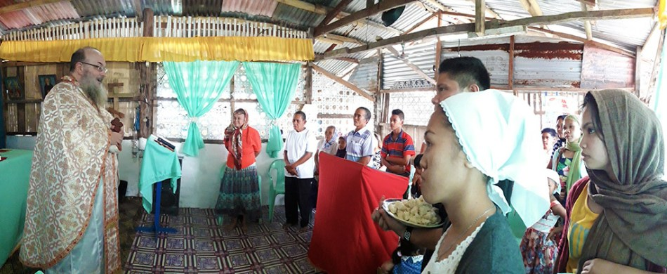 Teaching at Nagpan