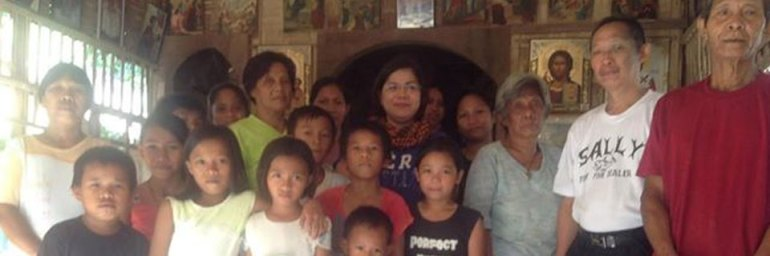 Santa Maria parish community