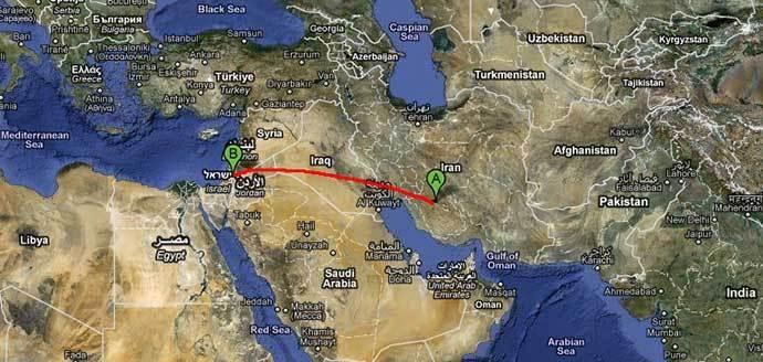 Persia to Judea
