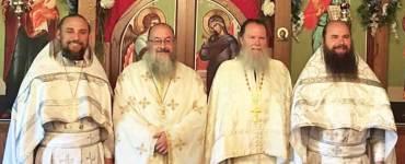 Four priests