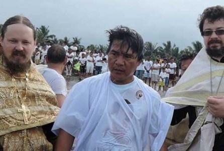 Baptisms at Ladol