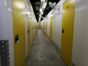 Corridor of units