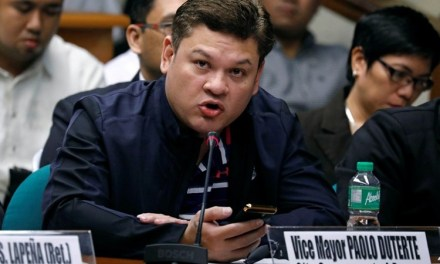 Breaking: President Duterte's son Paolo resigns As Davao City vice-mayor- Rappler