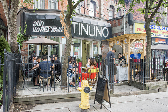 Restaurants: Toronto's Tinuno impresses blogger