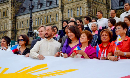 Toronto, Montreal &Edmonton celebrate first Filipino Heritage Month