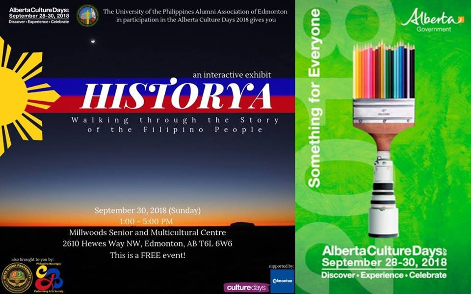 HISTORYA: Walking Through the Story of the Filipino People