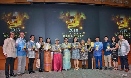 Golden Balangay Awards presents Outstanding Pinoys
