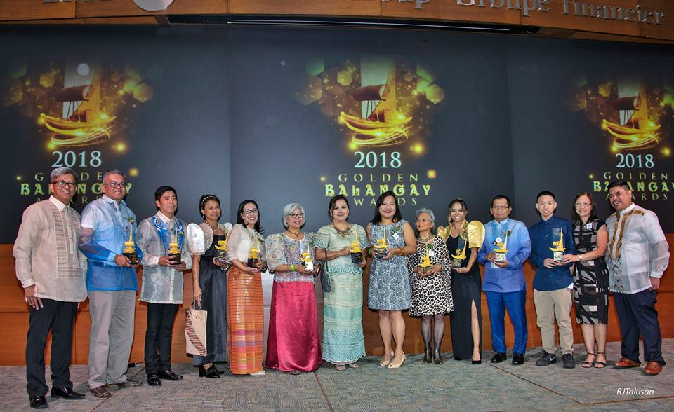 Golden Balangay Awards presents Outstanding Pinoys