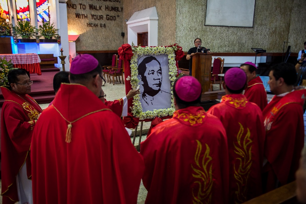 """We will not stop fighting until justice is served.."" slain bishops' son vows"