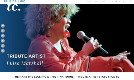 Entertainment: Luisa Marshall's true calling is singing