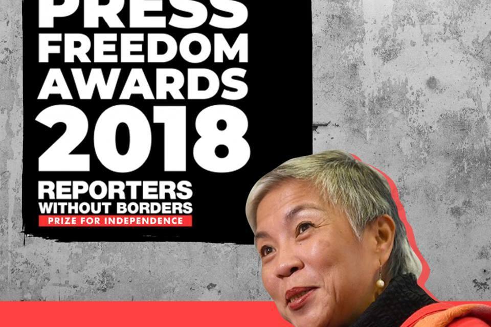 Inday Espina-Varona, Maria Reesa win international journalism awards