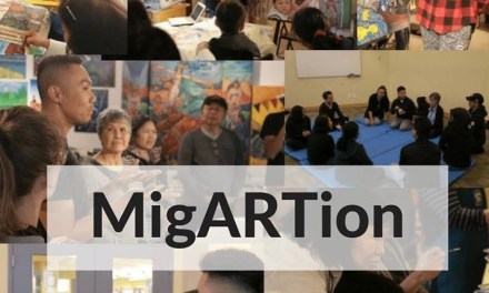Art and Migration fuses into stories