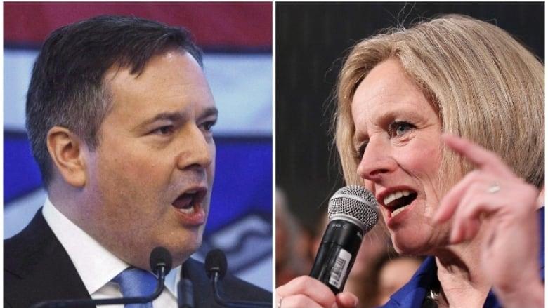 Alberta election on April 16