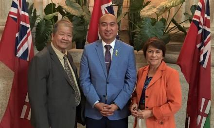 Manitoba Filipino MLA's spar over Question Period