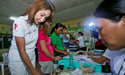 Gwendolyn Garcia returns as Cebu's governor
