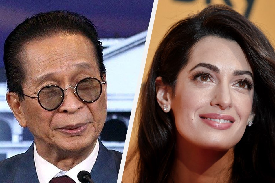 Amal Clooney defends Rappler's Maria Reesa:The Good, the Bad and the Ugly