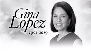 Of Fireflies and the late Gina Lopez