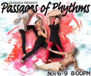 Dance: World Premier of 'Passages of Rhythms'