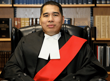 Justice Steve A. Coroza elevated to Ontario's Appeals Court