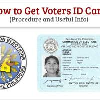 How to Get Voters ID Card